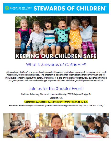 Children's Advocacy Center of Lowndes CountyChildren's