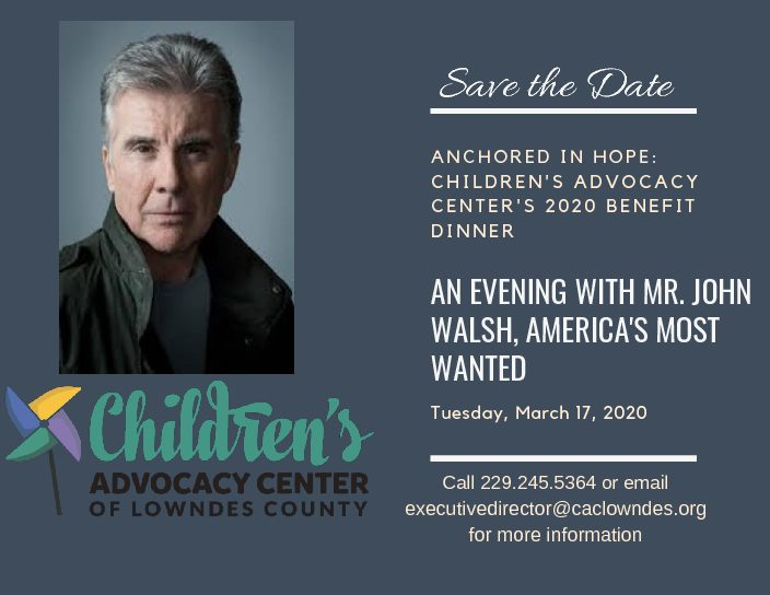 Children's Advocacy Center of Lowndes Co., Inc 2019 Annual Gun Raffle